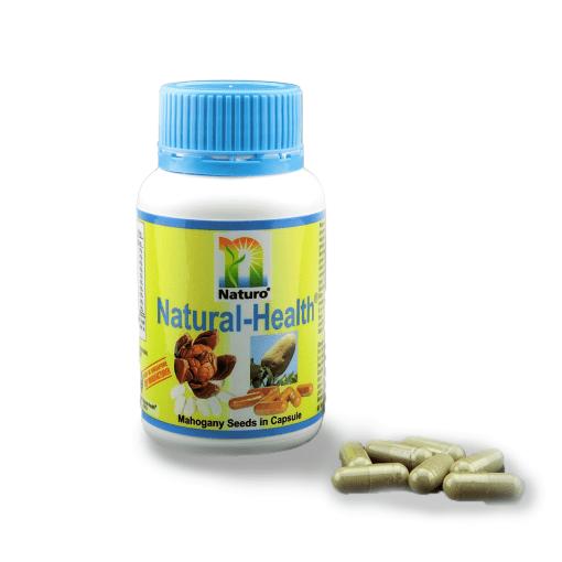 Natural Health Capsule
