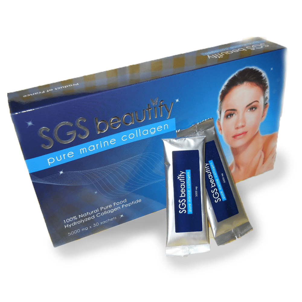 SGS Marine Collagen Sachet