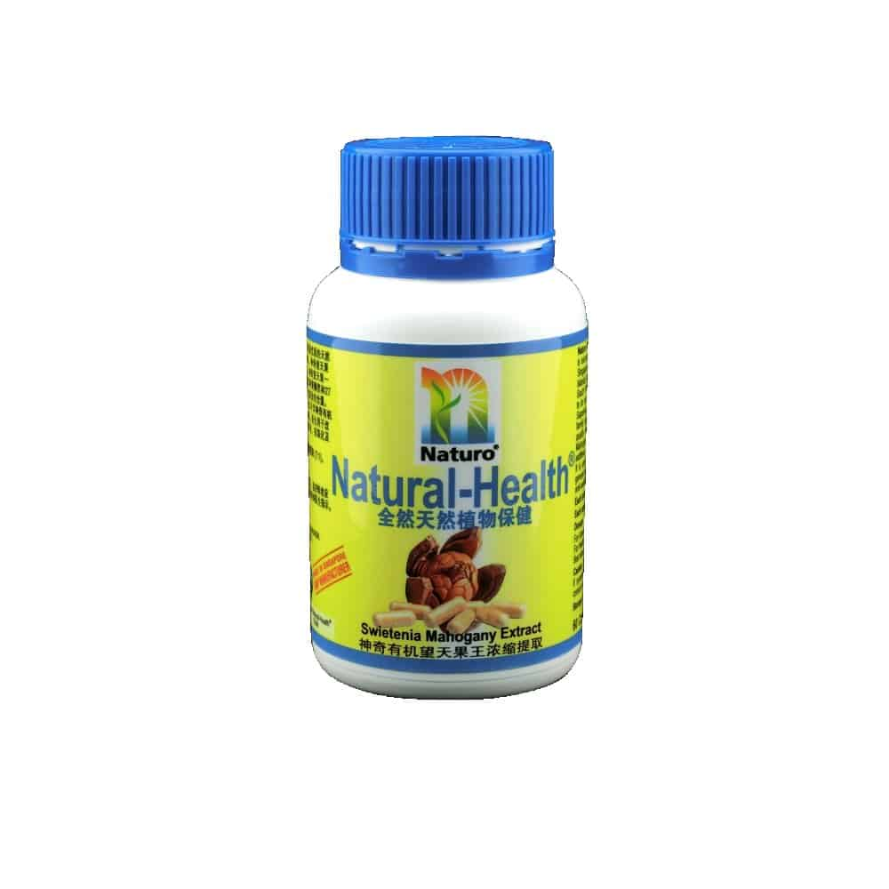 Naturo® Natural-Health Swietenia Mahogany Extract